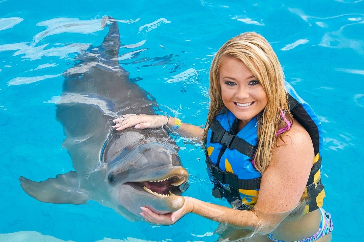 Puerto Vallarta Dolphin Royal Swim-0