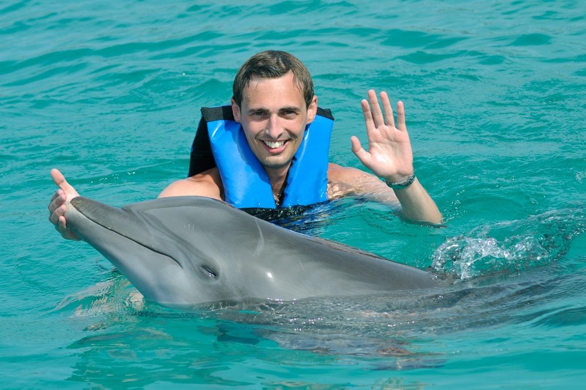 Puerto Vallarta Dolphin Royal Swim-2