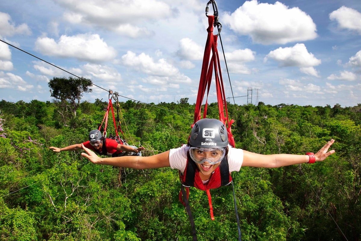 Selvatica Extreme Adventure - Zip Lining, Cliff Diving & Army Truck Ride-1