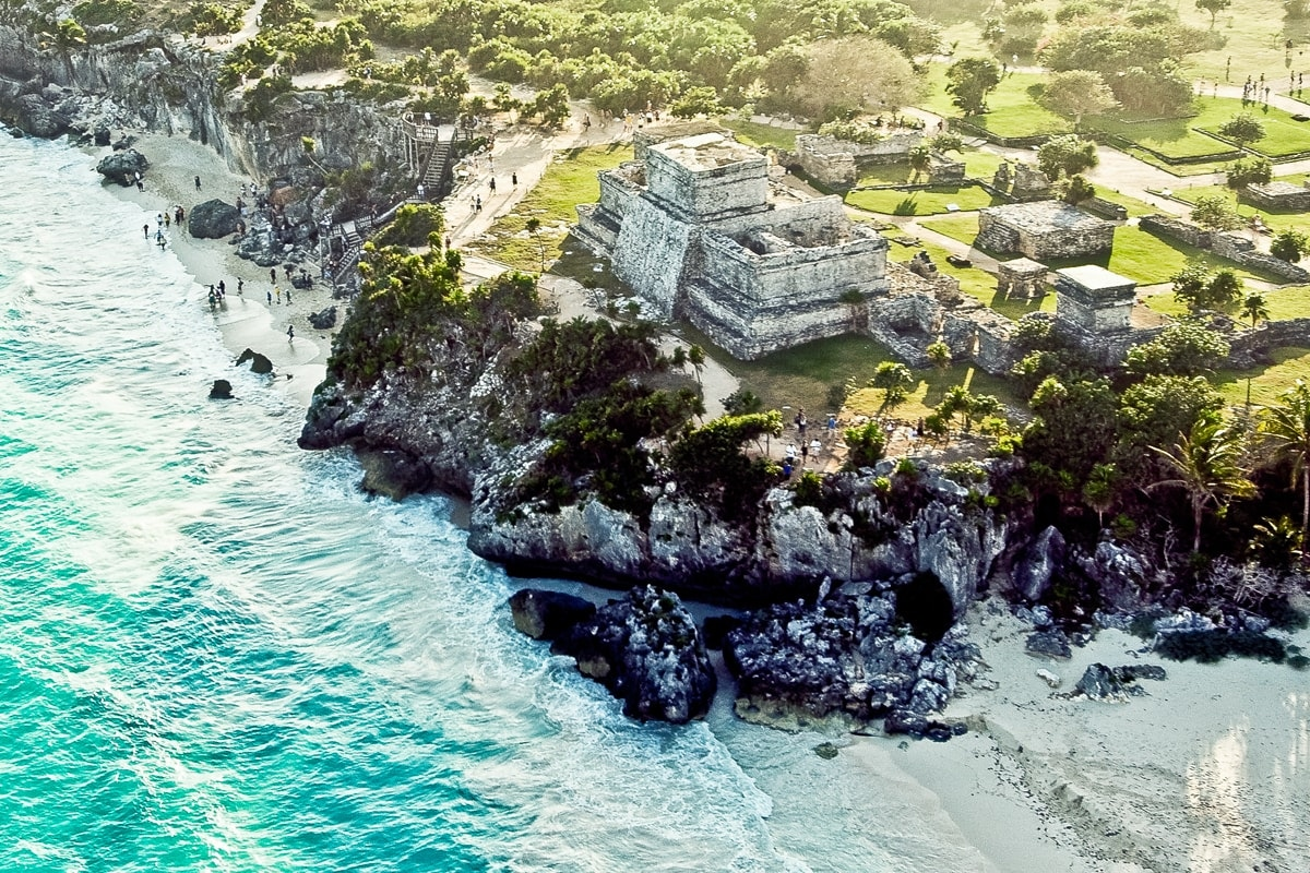 Tulum Mayan Temples & Tankah Eco-Adventure Park Excursion-1