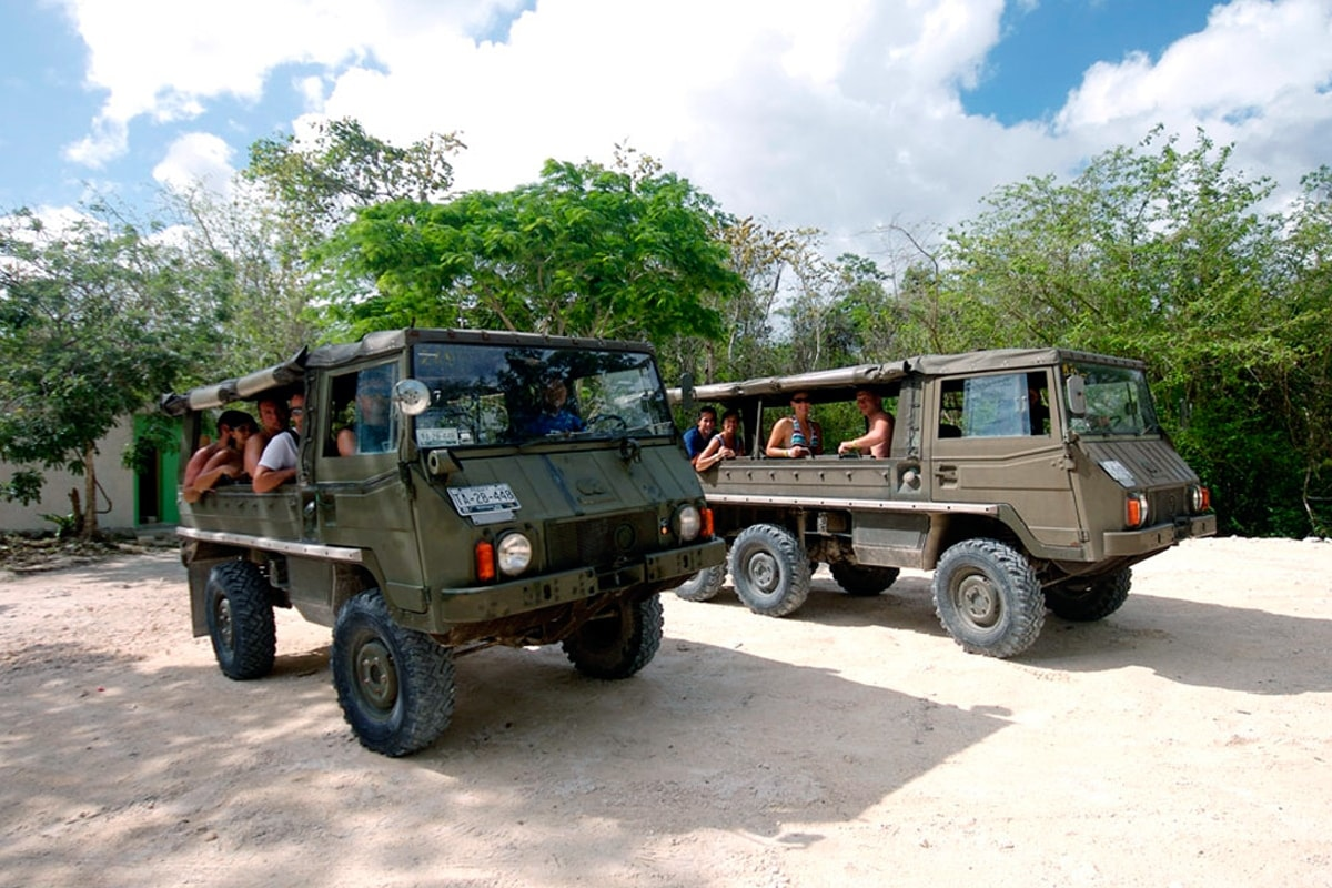 Selvatica Extreme Adventure - Zip Lining, Cliff Diving & Army Truck Ride-2