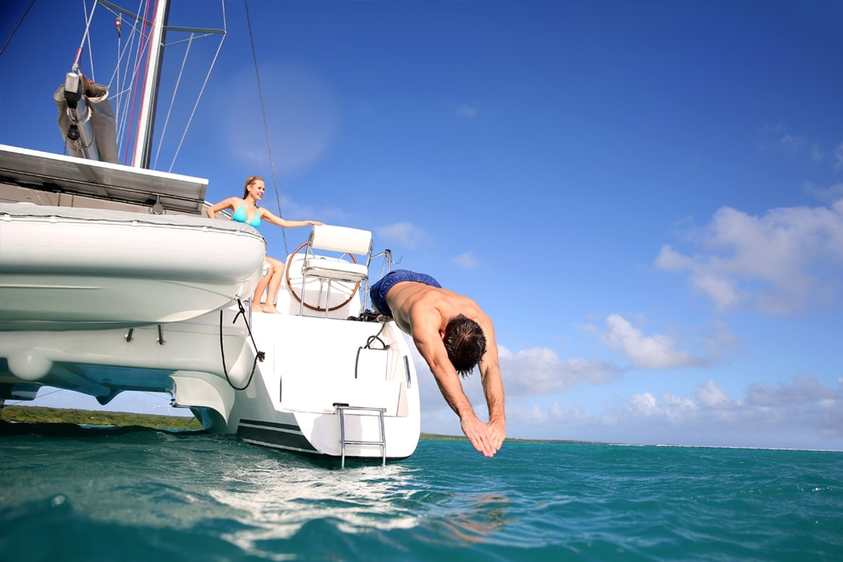 Sail by catamaran to Isla Mujeres - Plus Option-0