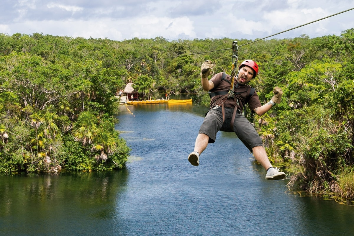 Tulum Mayan Temples & Tankah Eco-Adventure Park Excursion-0