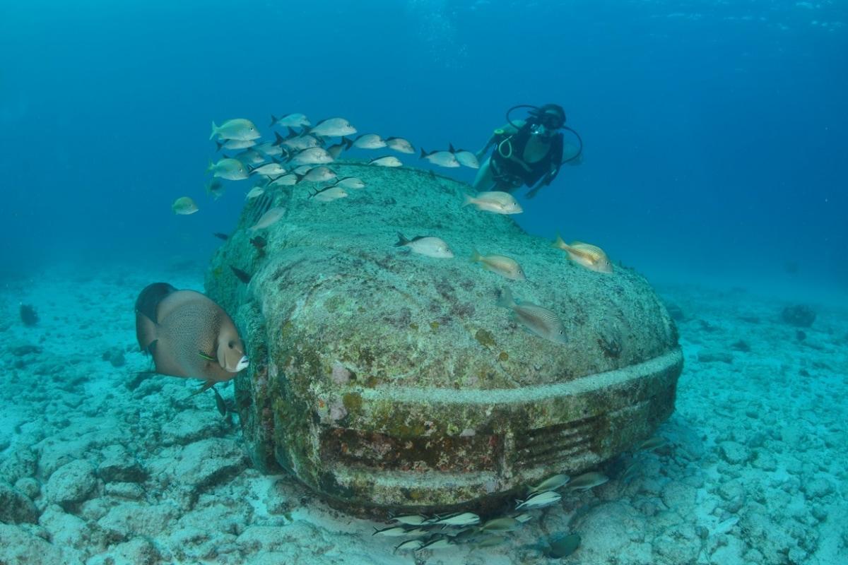 Underwater Museum of Art-0