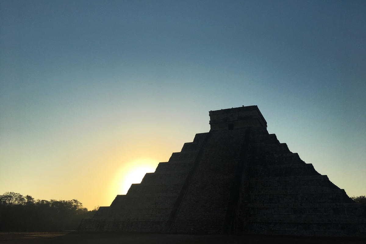Private Privileged Early Sunrise Access to Chichen Itzá-0