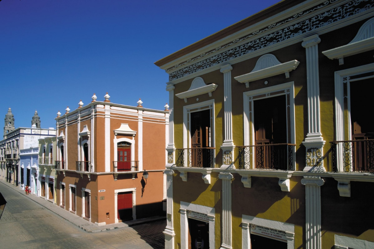 A Journey to Campeche: Becal Town and Campeche City Tour-0