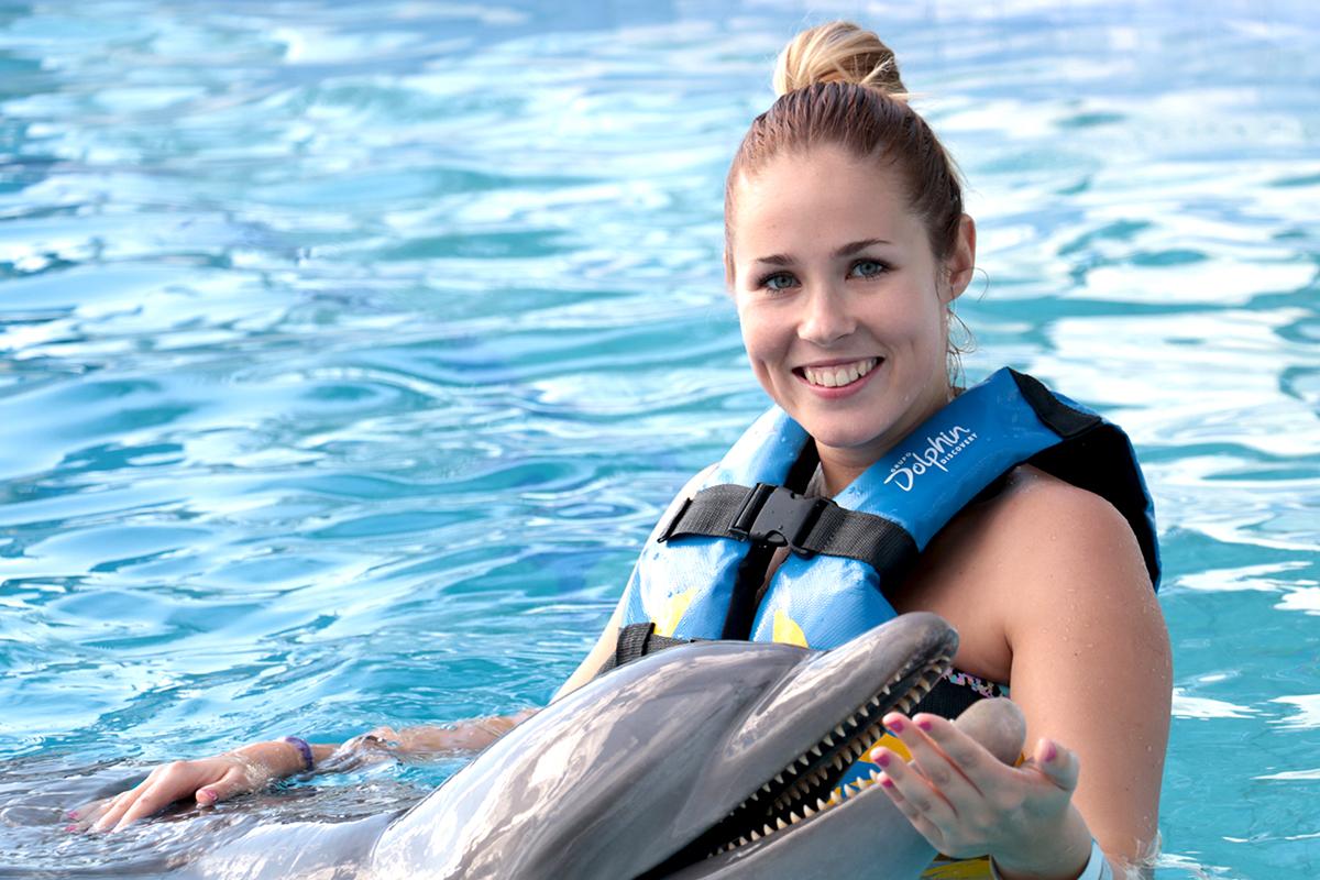 Dolphin Royal Swim - Akumal-2
