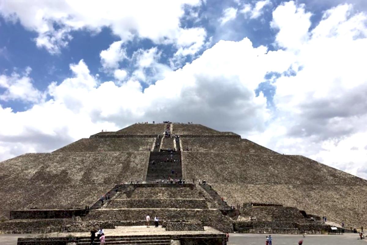 Guadalupe Shrine and Teotihuacan Pyramids Tour-0