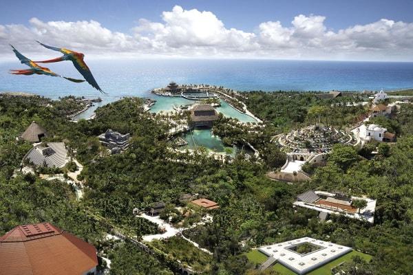 Xcaret Eco - Waterpark Excursion Plus