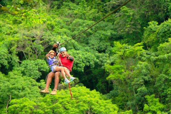 Canopy River - Zip Line Tour