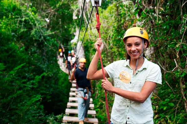 Selvatica Extreme Adventure - Zip Lining, Cliff Diving & Army Truck Ride