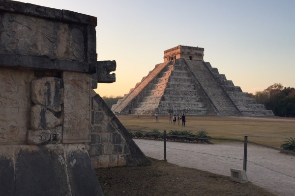 Chichen Itza Tour with Drop off in Merida