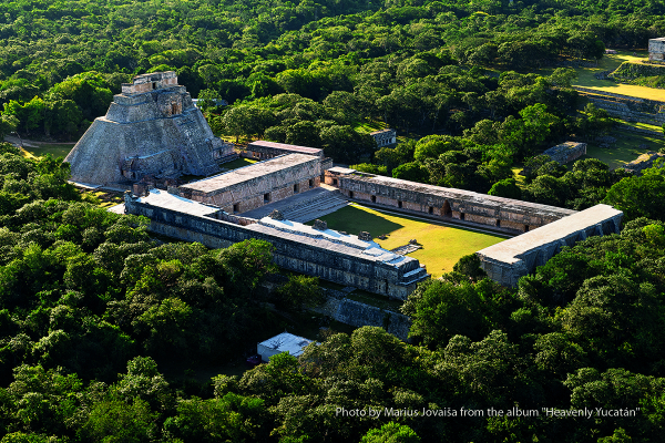 2-in-1 Uxmal & Choco-Story Museum Ticket Including Resort Access
