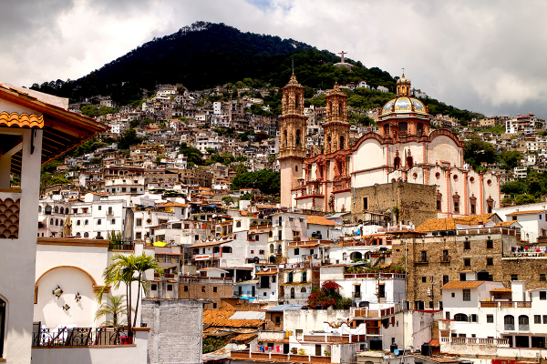 Cuernavaca and Taxco City Tour