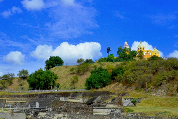 Puebla & Cholula Tour